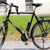 """Surly LHT 26"""" waiting for a ride"""
