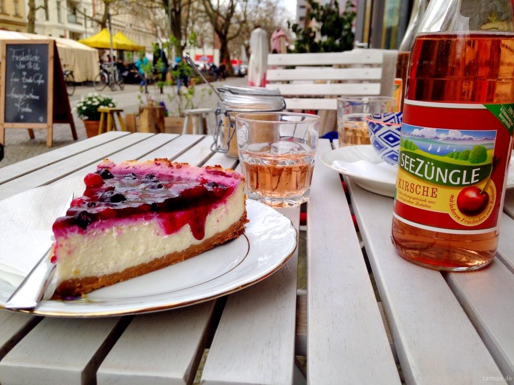 Café Stockholm in Berlin