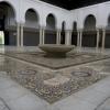 Grand Patio of The Grand Mosque of Paris