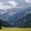 Hiking to Schönberg in Liechtenstein 01