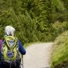 Hiking to Schönberg in Liechtenstein 05