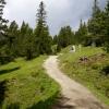 Hiking to Schönberg in Liechtenstein 07