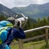 Hiking to Schönberg in Liechtenstein 08