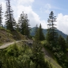 Hiking to Schönberg in Liechtenstein 09