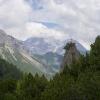 Hiking to Schönberg in Liechtenstein 16