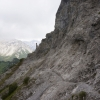 Hiking path below Stachlerkopf