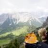 Hiking to Schönberg in Liechtenstein 17