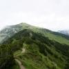 Hiking to Schönberg in Liechtenstein 20