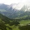 Hiking to Schönberg in Liechtenstein 22