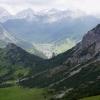 Hiking to Schönberg in Liechtenstein 24