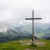 Hiking to Schönberg in Liechtenstein 25