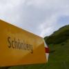 Hiking to Schönberg in Liechtenstein 29
