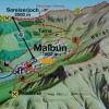 Hiking Princess Gina Trail in Liechtenstein 01