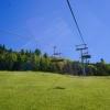 The Sareis chairlift in Malbun