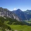 Hiking Princess Gina Trail in Liechtenstein 03