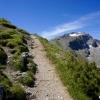 Hiking Princess Gina Trail in Liechtenstein 10