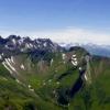 View from Augstenberg in Liechtenstein