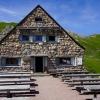 Pfälzerhütte in Liechtenstein