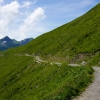 Hiking Princess Gina Trail in Liechtenstein 48