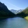 Hiking along the Valünerbach in Liechtenstein 02