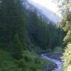 Hiking along the Valünerbach in Liechtenstein 04