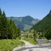 Hiking along the Valünerbach in Liechtenstein 09