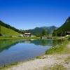 Hiking along the Valünerbach in Liechtenstein 11