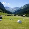 Hiking along the Valünerbach in Liechtenstein 16