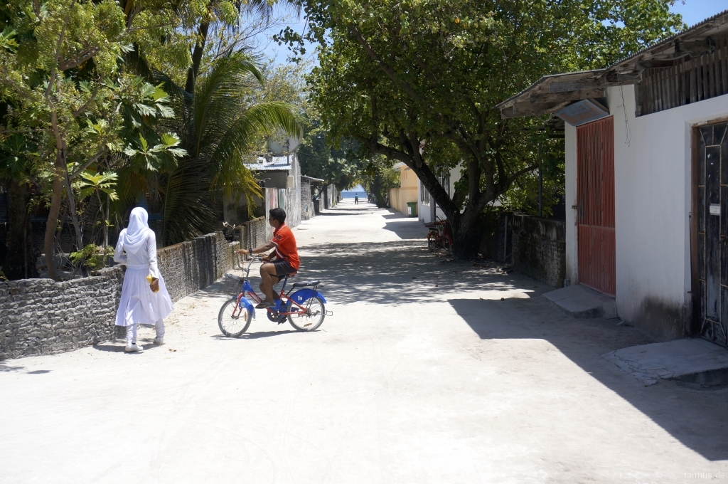 The Locals of Bodufolhudhoo, Maldives