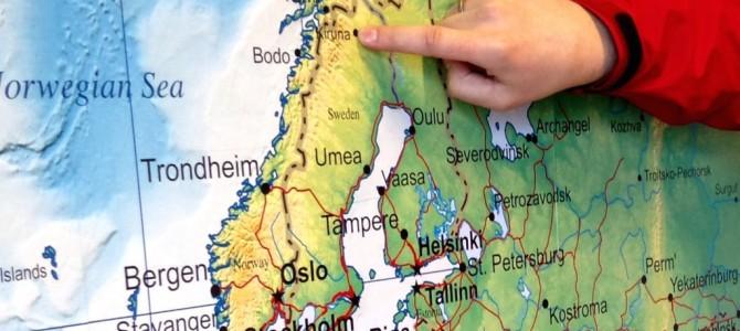 Part 10: Hiking Kungsleden in Autumn – GPS-Tracks (GPX)