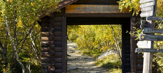 Part 9: Hiking Kungsleden in Autumn – Multimedia (Video, Photos)