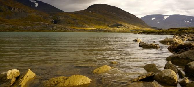 Part 3: Hiking Kungsleden in Autumn – Abiskojaure – Vuolle Alesjaure