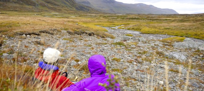 Part 4: Hiking Kungsleden in Autumn – Vuolle Alesjaure – Tjäktja