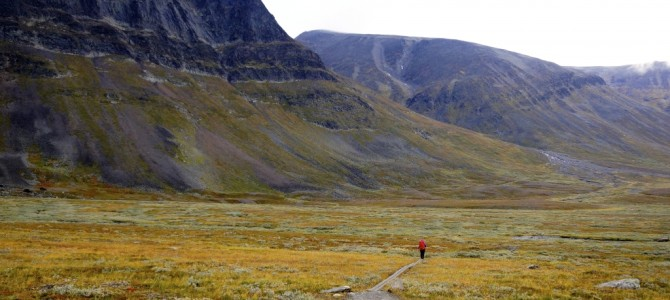 Part 6: Hiking Kungsleden in Autumn – Sälka – Kebnekaise Fjällstation