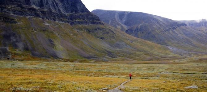 Part 6: Hiking Kungsleden in Autumn – Sälka – Kebnekaise Fjällstation