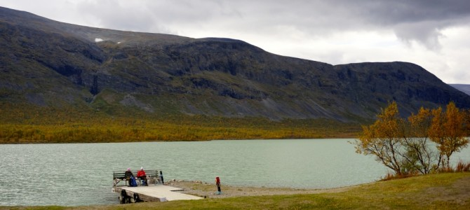 Part 7: Hiking Kungsleden in Autumn – Kebnekaise Fjällstation – Nikkaluokta