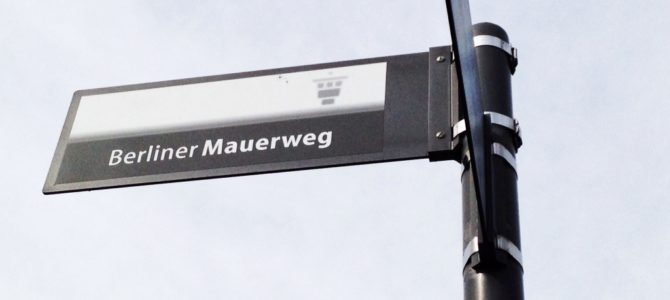 Cycling the Berlin Wall Tour